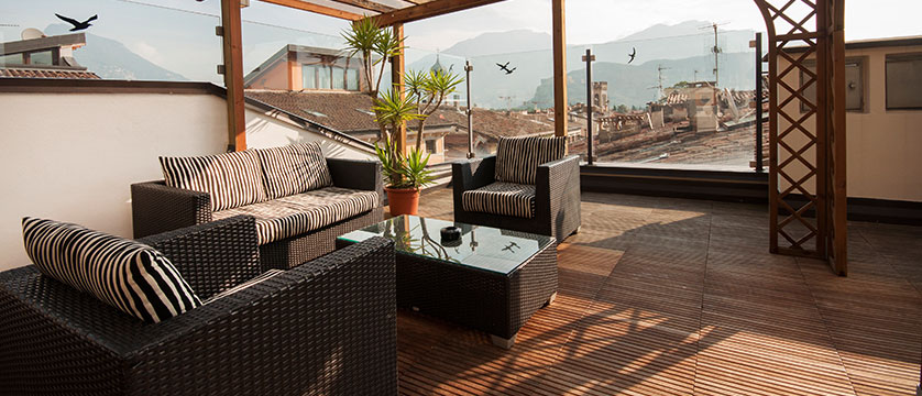 Hotel Antico Borgo, Riva, Lake Garda, Italy - terrace exterior.jpg